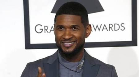 Usher opens up about secret wedding to GraceMiguel