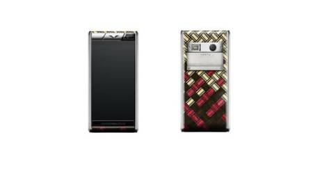 Vertu Aster with sapphire crystal screen available at over 7 lakhs only