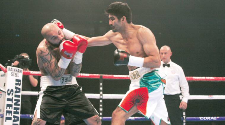 Vijender Singh,  Vijender Singh India, India Vijender Singh, Vijender Singh India boxing, India boxing Vijender Singh, Samet Hyuseinov, Vijender Hyuseinov boxing, prizefighting, boxing news, sports news