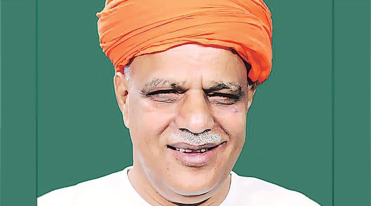 Virendra Singh, BJP, Lok Sabha