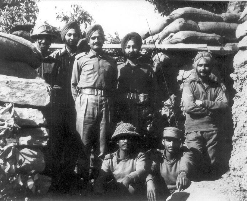 1971 war, 1971 war poonch, 1971 war anniversary, 1971 war 44th anniversary, 1971 conflict, 6 Sikh Battalion, Defence of poonch, india news