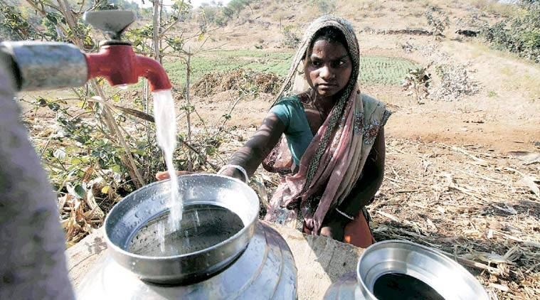 Sabarkantha tribal, tribal village water, water at doorstep, water scheme, water for tribals, ahmedab ad news
