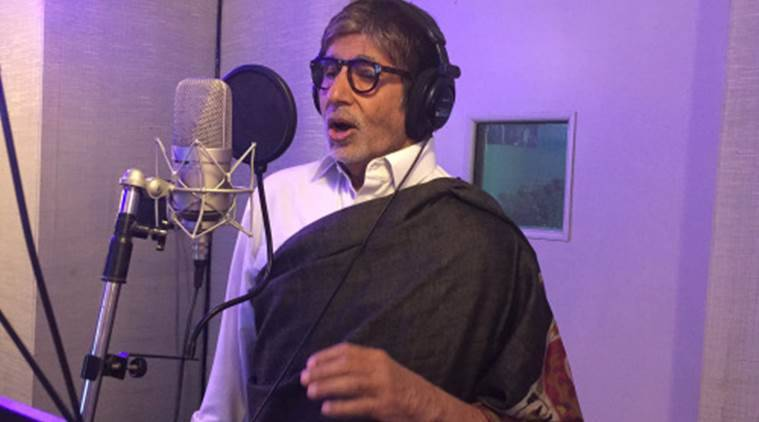 Atrangi yaari, Amitabh Bhachan, Farhan Akhtar, Wazir, Amitabh Bhachan Farhan Akhtar singing, Vidhu Vinod Chopra, Vidhu Vinod Chopra film,  Amitabh Bhachan films, Amitabh Bhachan upcoming films, Amitabh Bhachan songs, Amitabh Bhachan singing, Wazir songs, entertainment news