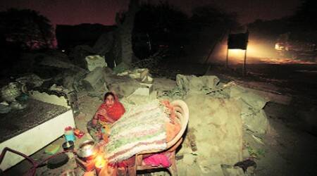 Delhi demolition drive: With no place to call home, residents battle theelements