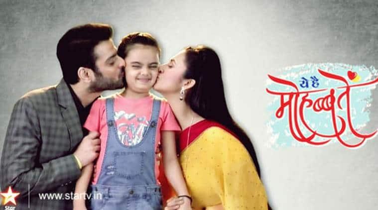 Ye Hai Mohabbatein cast: Divyanka Tripathi and Karan Patel.