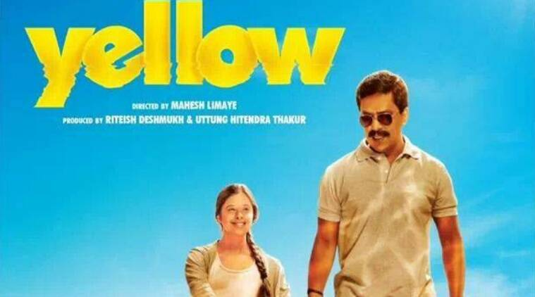yellow, Marathi film