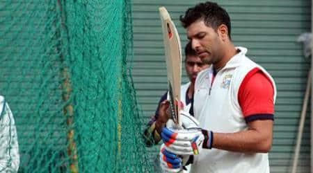 MS Dhoni, Dhoni, Mahendra Singh Dhoni, Vijay Hazare Trophy, Vijay Hazare Trophy 2015, Yuvraj Singh, Yuvraj, 2015 Vijay Hazare, cricket news, cricket
