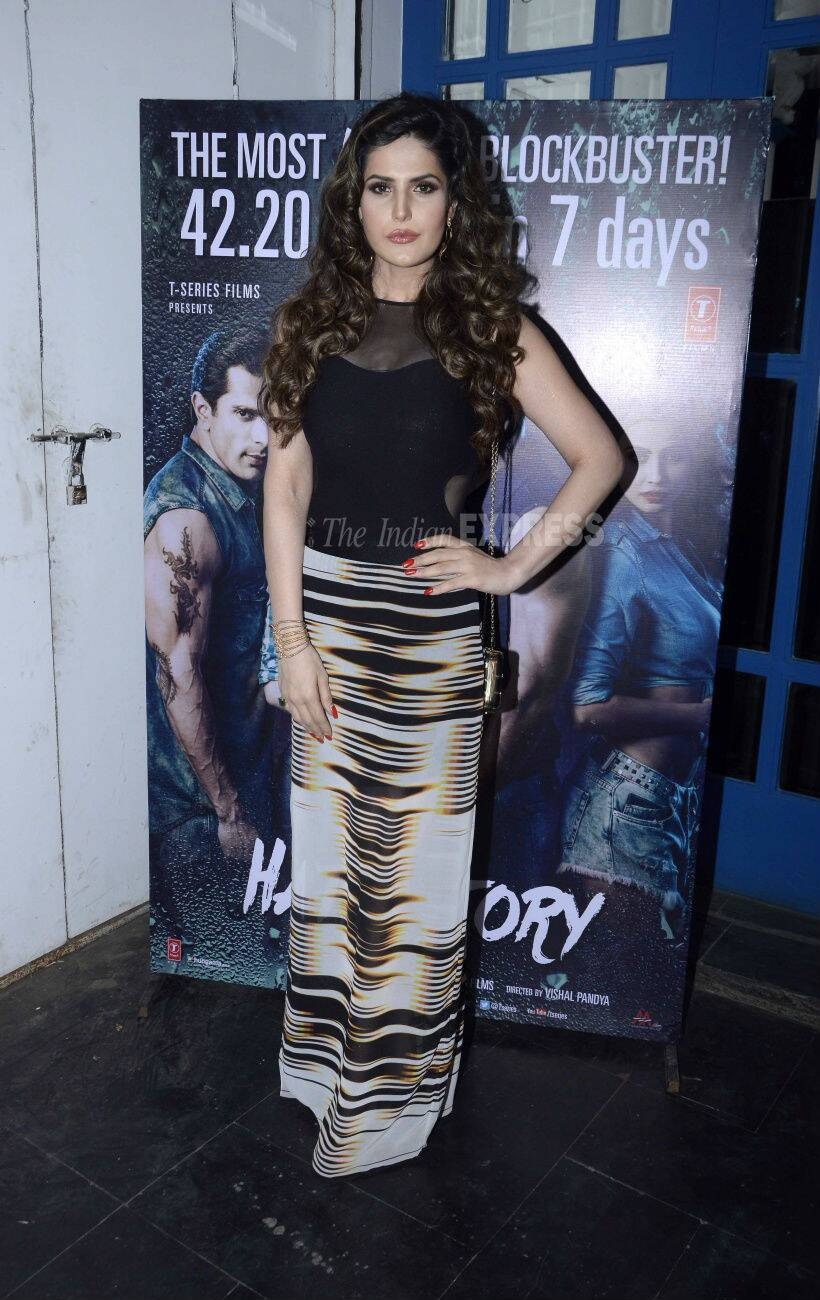 Hate Story 3, Zareen Khan, Daisy Shah, Sharman Joshi, Bhushan Kumar, bollywood
