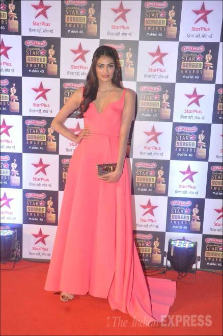 screen awards, star screen awards, screen awards pictures, screen awards pics, star screen awards pics, athiya shetty