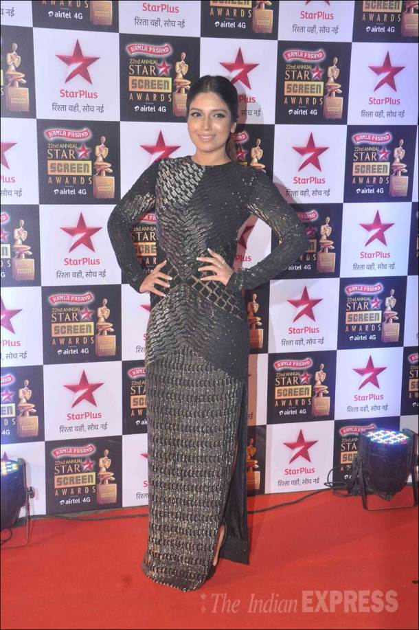 screen awards, star screen awards, screen awards pictures, screen awards pics, star screen awards pics, bhumi pednekar