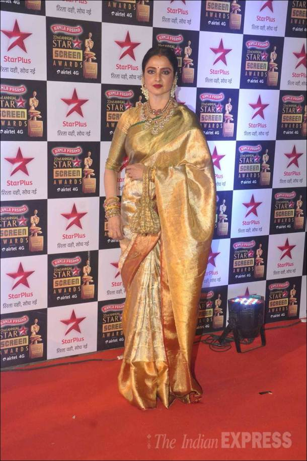 screen awards, star screen awards, screen awards pictures, screen awards pics, star screen awards pics, rekha