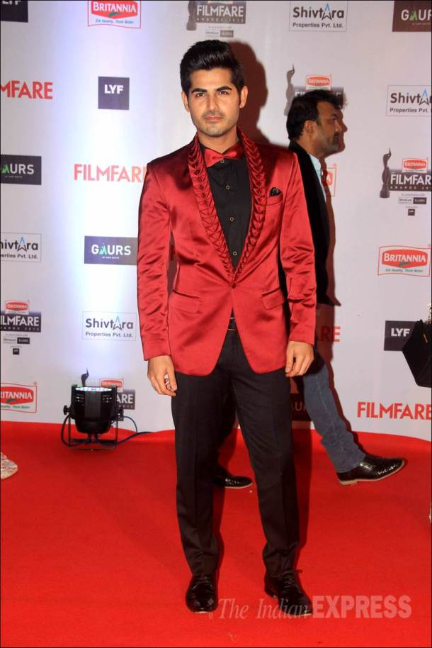 omkar kapoor, filmfare awards, filmfare pics, filmfare awards pics