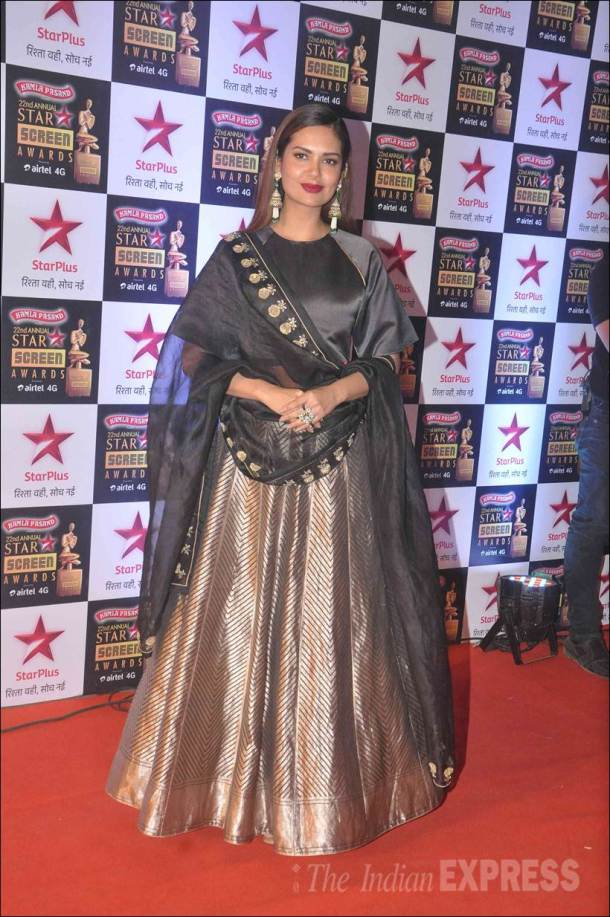 screen awards, star screen awards, screen awards pictures, screen awards pics, star screen awards pics, esha gupta