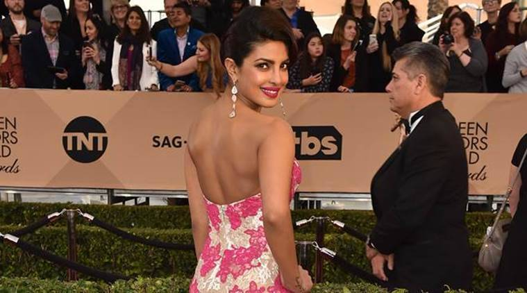 Priyanka Chopra, SAG Awards 2016, SAG Awards 2016 priyanka, Priyanka, Priyanka Chopra news, Priyanka Chopra quantico, entertainment news