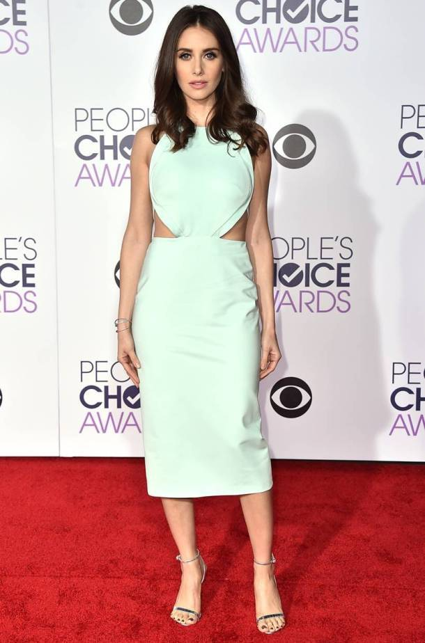 People's Choice Awards: What the stars wore