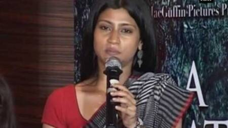 Konkana Sen Sharma never wanted to be an actor