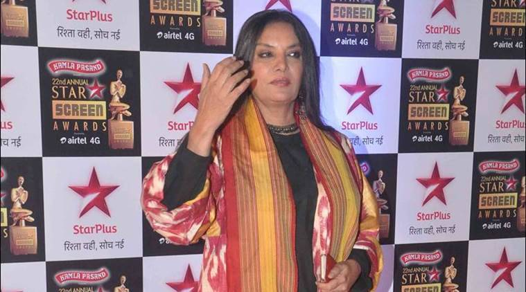 Shabana Azmi, Chalk n Duster, Juhi Chawla, Shyam Benegal, Shyam Benegal news, Shabana Azmi films, Shabana Azmi upcoming films, entertainment news
