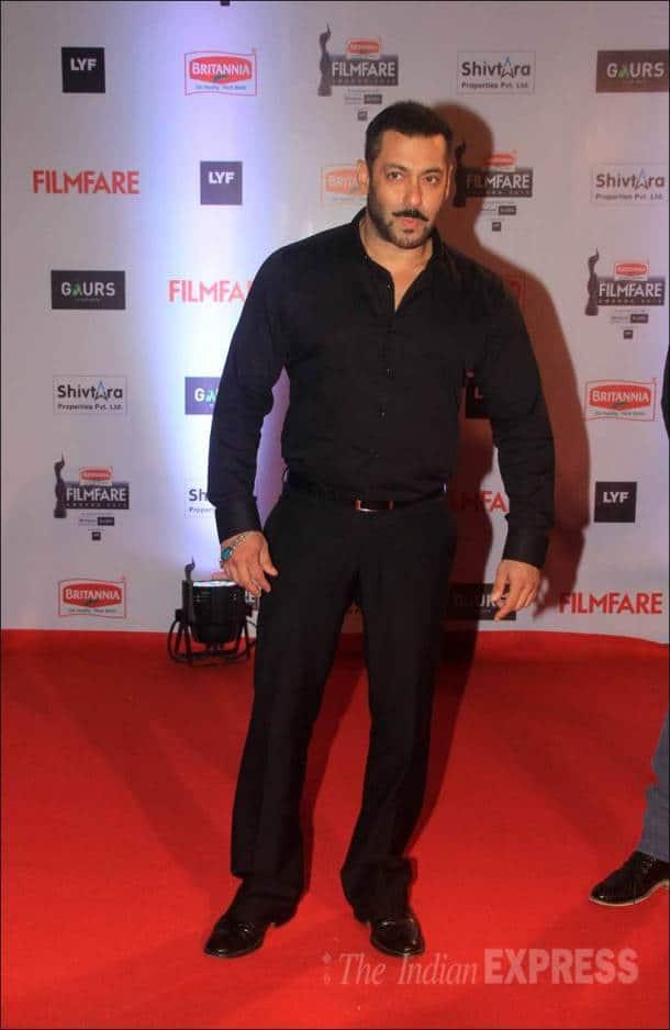 salman khan, filmfare awards, filmfare pics, filmfare awards pics