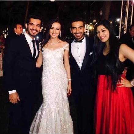 Arjun bijlani dating neha 5