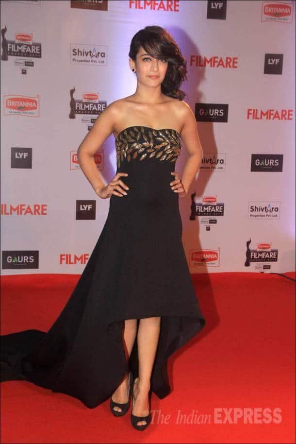 akshara haasan, filmfare awards, filmfare pics, filmfare awards pics