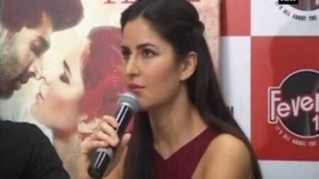 Romance, passion in 'Fitoor's script pulled Katrina towards it