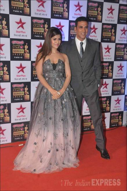 screen awards, star screen awards, screen awards pictures, screen awards pics, star screen awards pics, akshay kumar, nimrat kaur