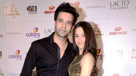 Aamir Ali, Sanjeeda Sheikh get into 'heated discussion'