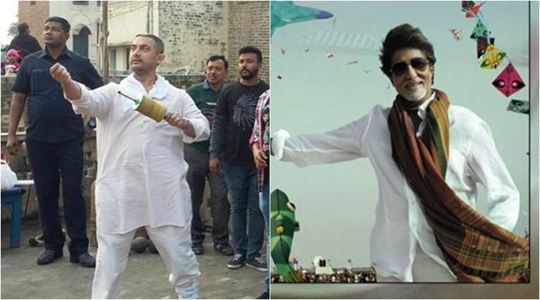 Makar Sankranti, Amitabh Bachchan, Aamir Khan, Anil Kapoor, Makar Sankranti wishes, Makar Sankranti bollywood, Makar Sankranti news, Makar Sankranti celebration, entertainment news