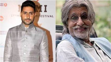 Abhishek Bachchan proud of father Amitabh Bachchan's 'Wazir' performance