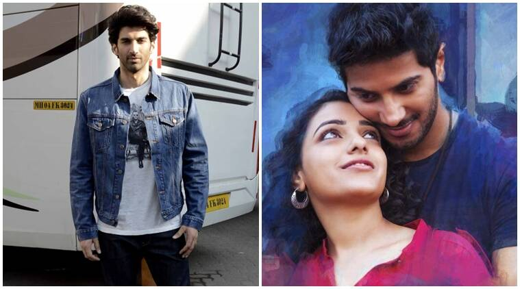 Aditya Roy Kapur, Dulquer Salmaan, Ok Kanmani, Dulquer Salmaan ok Kanmani, Dulquer Salmaan Nithya Menen, Aditya Roy Kapur Ok Kanmani, Aditya Roy Kapur in Ok Kanmani, Aditya Roy Kapur Shraddha Kapoor, Ok Kanmani remake, Ok Kanmani hindi Remake, ok Kanmani Film, Entertainment news