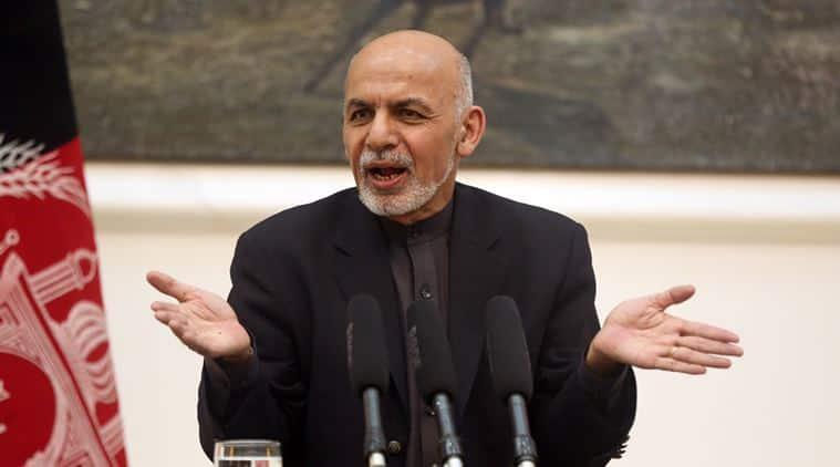 Afghanistan president calls on Pakistan to battle Taliban