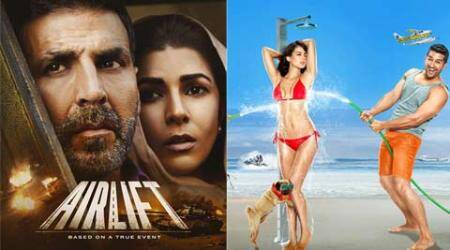 Akshay Kumar's Airlift takes off in style, Kya Kool Hain Hum 3 gets thumbs down from audience, Watch video