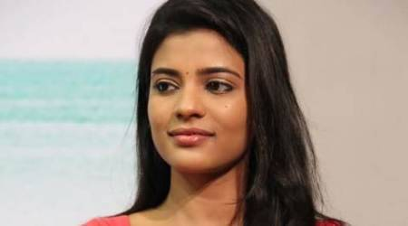 Aishwarya Rajesh has nine films in her kitty
