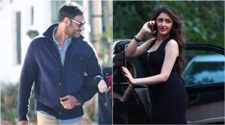 Ajay Devgn, Shivaay, Sayyeshaa, Ajay Devgn films, Sayyeshaa films, Ajay Devgn upcoming films, entertainment news