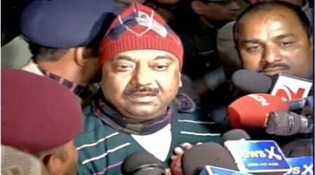 JD(U) MLA suspended for 'misbehaving' withcouple