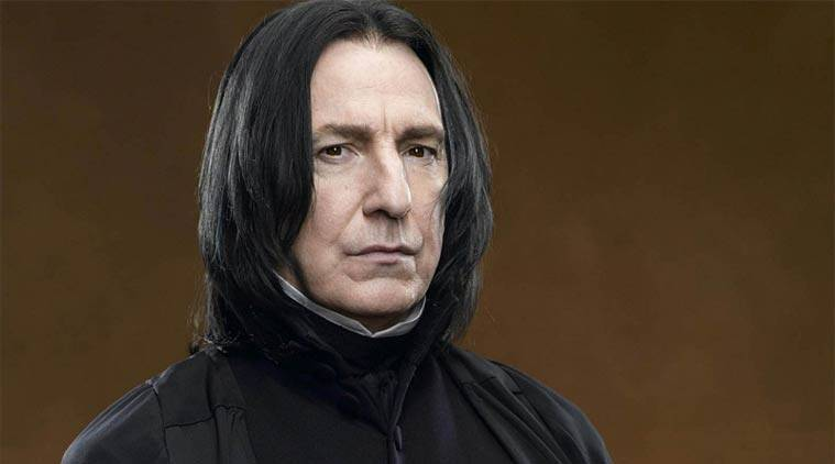 and Harry snape potter severus