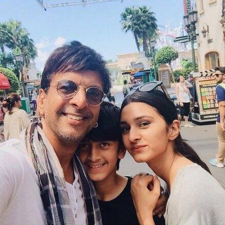 Alaviaa Jaaferi, Jaaved Jaffrey, Jaaved Jaffrey daughter Alaviaa