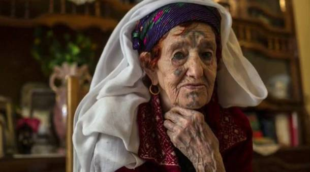 Meet Algeria's tattooed women