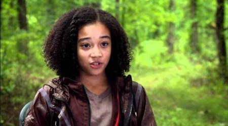 'Hunger Games' actress Amandla Stenberg comes out asbisexual