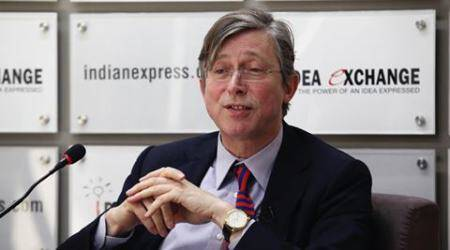 Indian Muslims identify with India, not what happens in Syria. That's different from Europe:  Belgian Ambassador to India