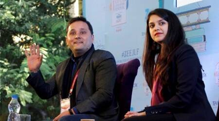 Caste system in ancient India not rigid: Author Amish Tripathi