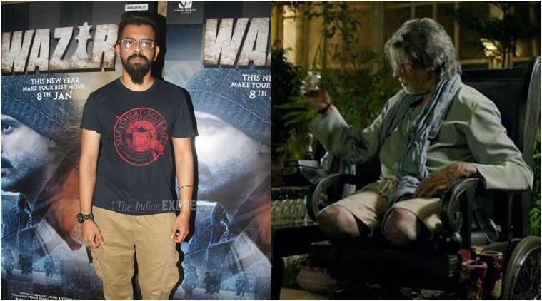 Amitabh Bachchan, Amitabh Bachchan in Wazir, Amitabh Bachchan Wheel Chair, Amitabh Bachchan Role, Amitabh Bachchan Physically Disabled, Disabled Rights Group, Bejoy Nambiar, Wazir Director, Entertainment news