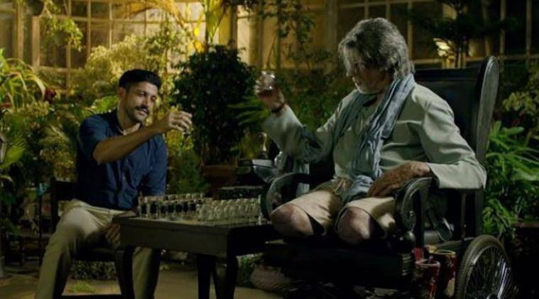 wazir, amitabh bachchan, big b, farhan akhtar, aditi rao hydari, vidhu vicod chopra, wazir collections, wazir box office collections, wazid day one collections, entertainment news