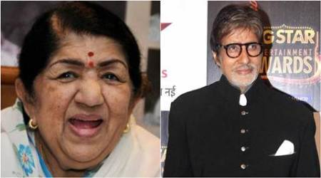 Lata Mangeshkar, Amitabh Bachchan: Bollywood's New Year wish for all