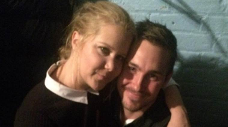 Amy Schumer Is Dating a Cute Furniture Designer Named Ben Hanisch ...