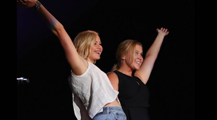 Jennifer Lawrence, Amy Schumer, Amy Schumer films, Amy Schumer news, entertainment news