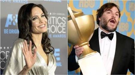 Angelina Jolie, Jack Black, Kung Fu panda 3, Angelina Jolie Kung Fu Panda 3, Angelina Jolie Jack Black, Angelina Jolie in Kung Fu panda 3, Entertainment news