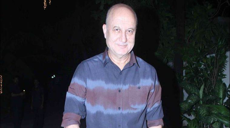 Anupam Kher, Anupam Kher movies, Anupam Kher tv shows, Anupam Kher upcoming movies, Anupam Kher news, Anupam Kher latest news, entertainment news