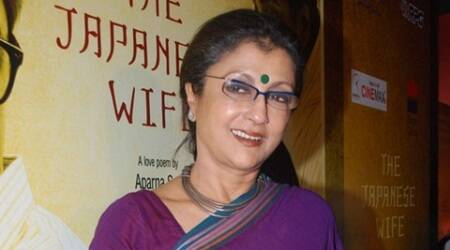 Satyajit Ray's film posters illustrate the story concept aptly: Aparna Sen