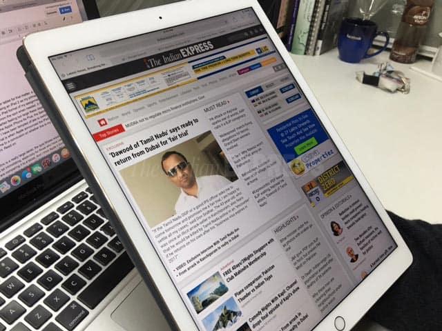 Apple iPad pro review, iPad Pro price, Apple Pencil price, Apple iPad pro india, iPad Pro review,iPad Pro specs, iPad pro features, Apple, Apple iPad Pro, iPad Pro blog, technology, technology news